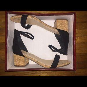 Cork Heels